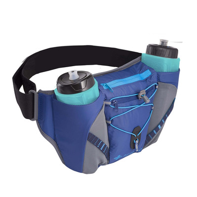 RAIDLIGHT - ACTIV DUAL 600 - Hydration Belt - Men's - dark blue/grey