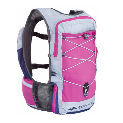 RAIDLIGHT - ACTIV 6L - Hydration Pack - Women's - pink/light blue