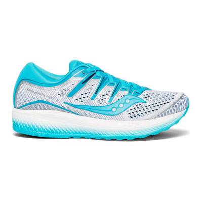 SAUCONY - TRIUMPH ISO 5 - Running Shoes - Women's - white/blue