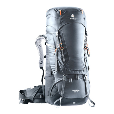 DEUTER - AIRCONTACT 55+10L - Backpack - graphite/black