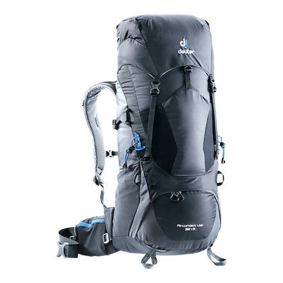 DEUTER - AIRCONTACT LITE 32+5L - Backpack - black/graphite