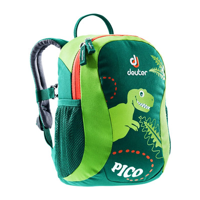 DEUTER - PICO 5L - Mochila Junior green alpin/kiwi
