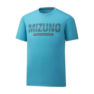 MIZUNO - HERITAGE - Maillot Homme peacock