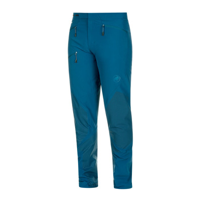 MAMMUT - COURMAYEUR SO - Pants - Men's - poseidon