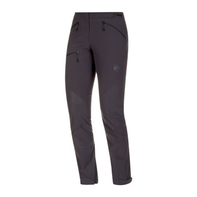 MAMMUT - COURMAYEUR SO - Pantaloni Donna black