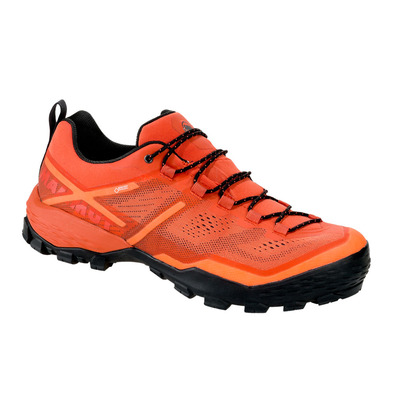 MAMMUT - DUCAN GTX - Hiking Shoes - Men's - zion/dark zion
