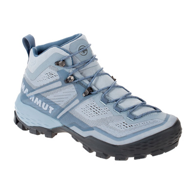 MAMMUT - DUCAN GTX - Hiking Shoes - Women's - zen/dark zen