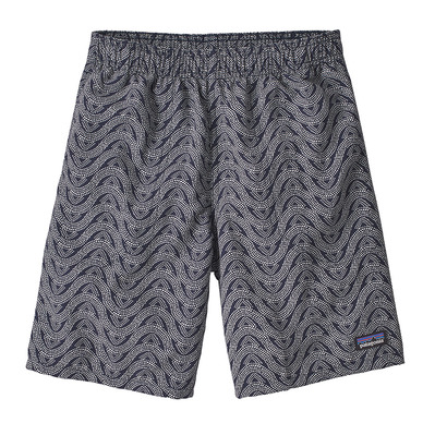 PATAGONIA - BAGGIES - Short Junior bluff river/neo navy