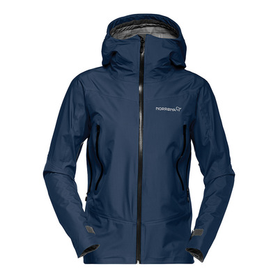NORRONA - Gore-Tex® Jacket - Women's - FALKETIND indigo night