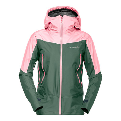 NORRONA - Gore-Tex® Jacket - Women's - FALKETIND jungle green