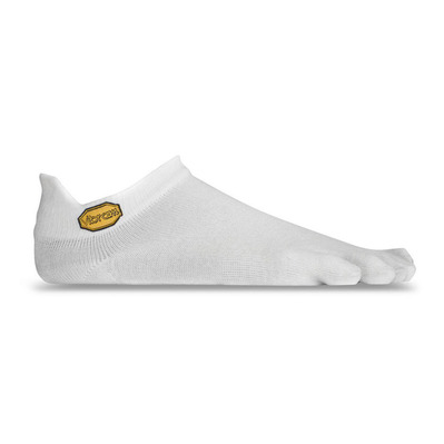 FIVE FINGERS - ATHLETIC NO-SHOW - Calcetines white