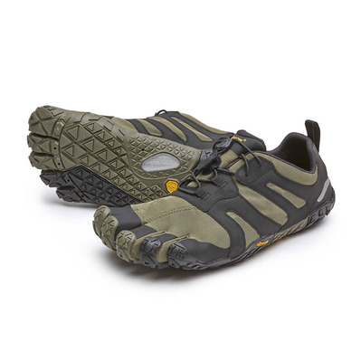 FIVE FINGERS - V-TRAIL 2.0 - Zapatillas de trail hombre lierre/black