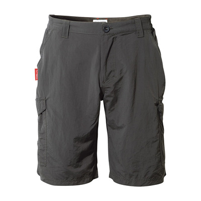 CRAGHOPPERS - CARGO - Short Homme black pepper