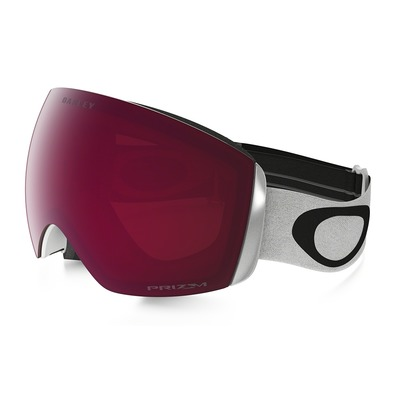 OAKLEY - Ski Goggles - FLIGHT DECK matt white/prizm pink