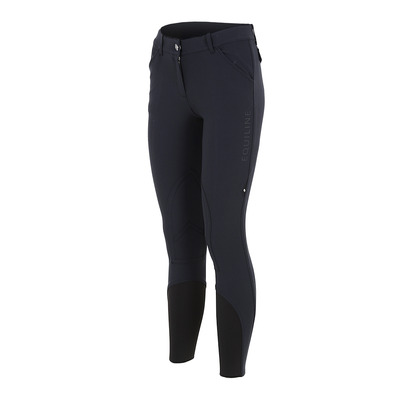 EQUILINE - BOSTON - Pantalon Femme blue