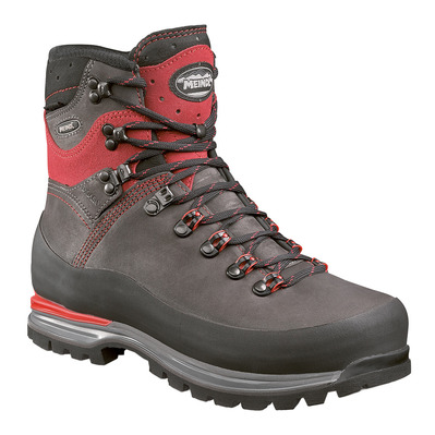 MEINDL - ISLAND MFS ALPIN GTX - Mountaineering Shoes - Men's - anthracite/red