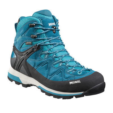 MEINDL - TONALE GTX - Hiking Shoes - Women's - turquoise/petrol