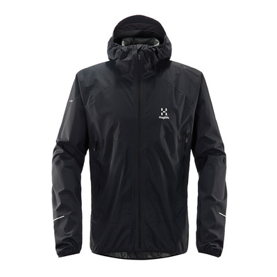 HAGLOFS - L.I.M Proof Multi Jacket Homme True black solid