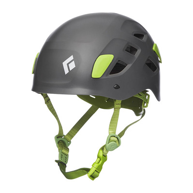 BLACK DIAMOND - HALF DOME - Casco de escalada hombre ardoise