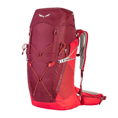 SALEWA - ALP TRAINER 35+3L - Backpack - ox blood