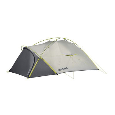 SALEWA - LITETREK II - Tente 2 places lightgrey/cactus