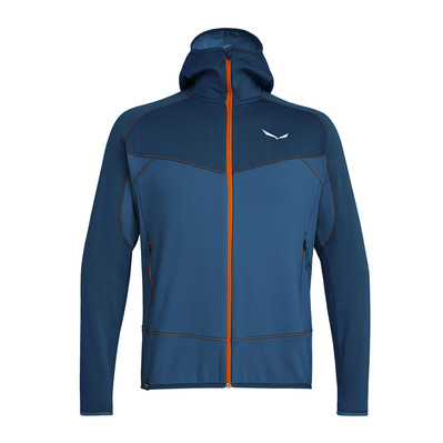SALEWA - PUEZ 3 PL - Sweat Homme poseidon