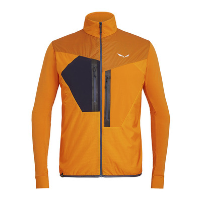SALEWA - PEDROC HYBRID - Jacket - Men's - carrot