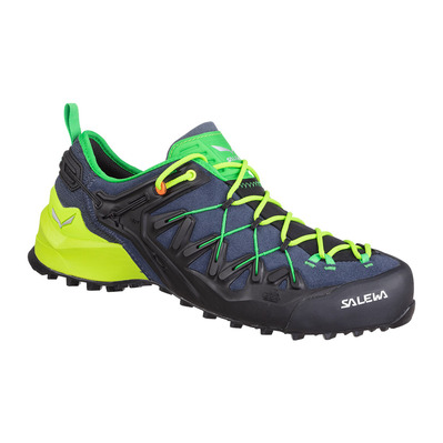 SALEWA - WILDFIRE EDGE - Approach Shoes - Men's - ombre blue