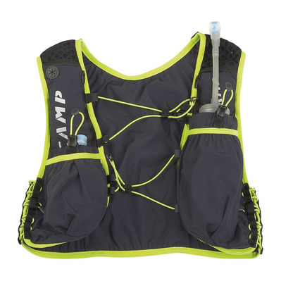 CAMP - TRAIL FORCE 5L - Bolsa de hidratación grey/lime