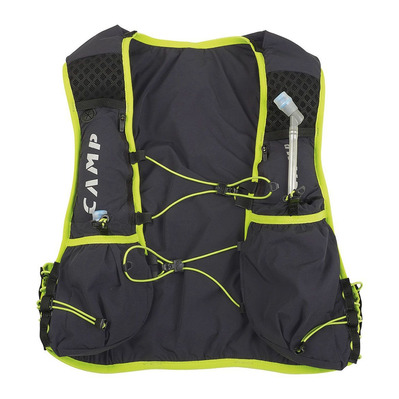 CAMP - TRAIL FORCE 10L - Sac d'hydratation gris/lime