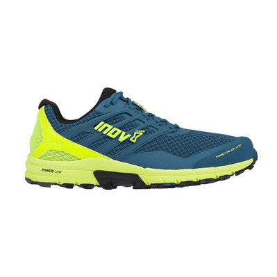 INOV 8 - TRAILTALON 290 - Chaussures trail Homme blue green/yellow