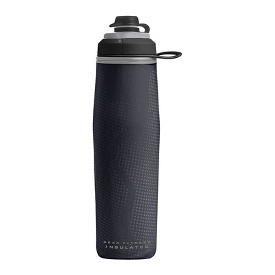 CAMELBAK - PEAK FITNESS CHILL - Gourde 710ml black/silver