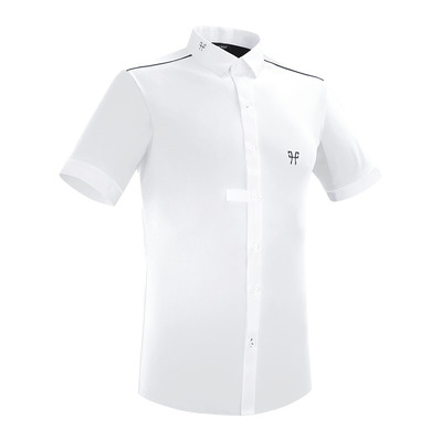 HORSE PILOT - AEROLIGHT - Show Polo Shirt - Men's - white