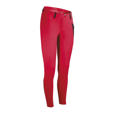 HORSE PILOT - X-PURE III - Pantaloni Donna red