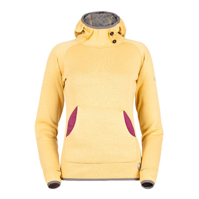 MILO - PATTAYA - Sweat Femme yellow