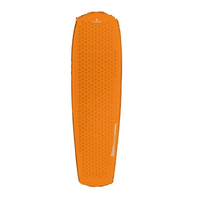 FERRINO - SUPERLITE 700 - selbstaufblasende Matratze - orange/grey
