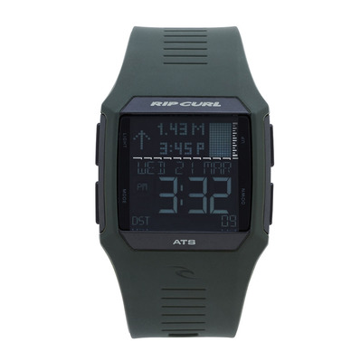 RIP CURL - RIFLES TIDE - Reloj military green