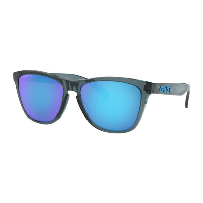 OAKLEY - FROGSKINS - Polarised Sunglasses - crystal black/prizm sapphire