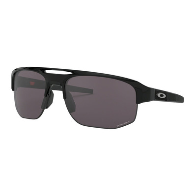 OAKLEY - MERCENARY - Lunettes de soleil polished black/prizm grey