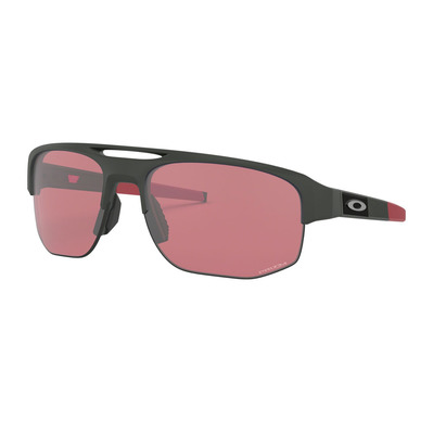 OAKLEY - MERCENARY - Sunglasses - matt carbon/prizm dark golf