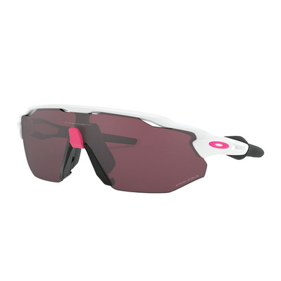 OAKLEY - RADAR EV ADVANCER - Lunettes de soleil polished white/prizm road black