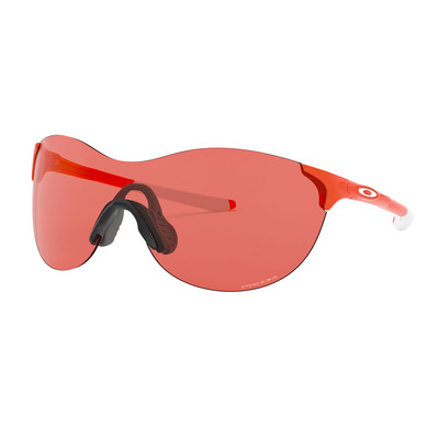 OAKLEY - EVZERO ASCEND - Lunettes de soleil safety orange/prizm peach