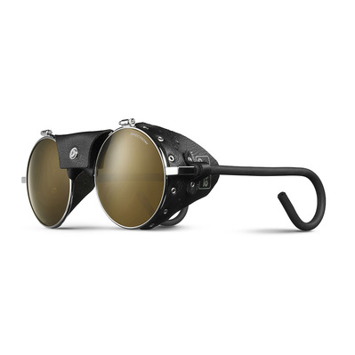 JULBO - VERMONT - Sunglasses - chrome black/brown