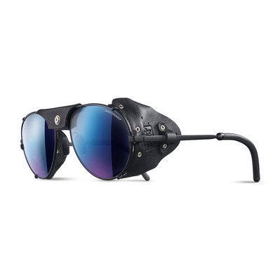 JULBO - CHAM - Sunglasses - matt black/multilayer blue