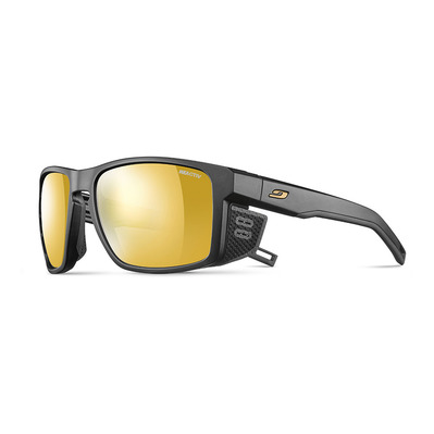 JULBO - SHIELD - Photochromic sunglasses - black/flash gold