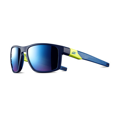 JULBO - STREAM - Sunglasses - darkblue green/multilayer blue
