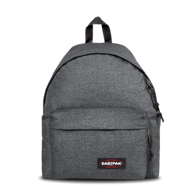 EASTPAK - PADDED PAK'R 24L - Backpack - black denim