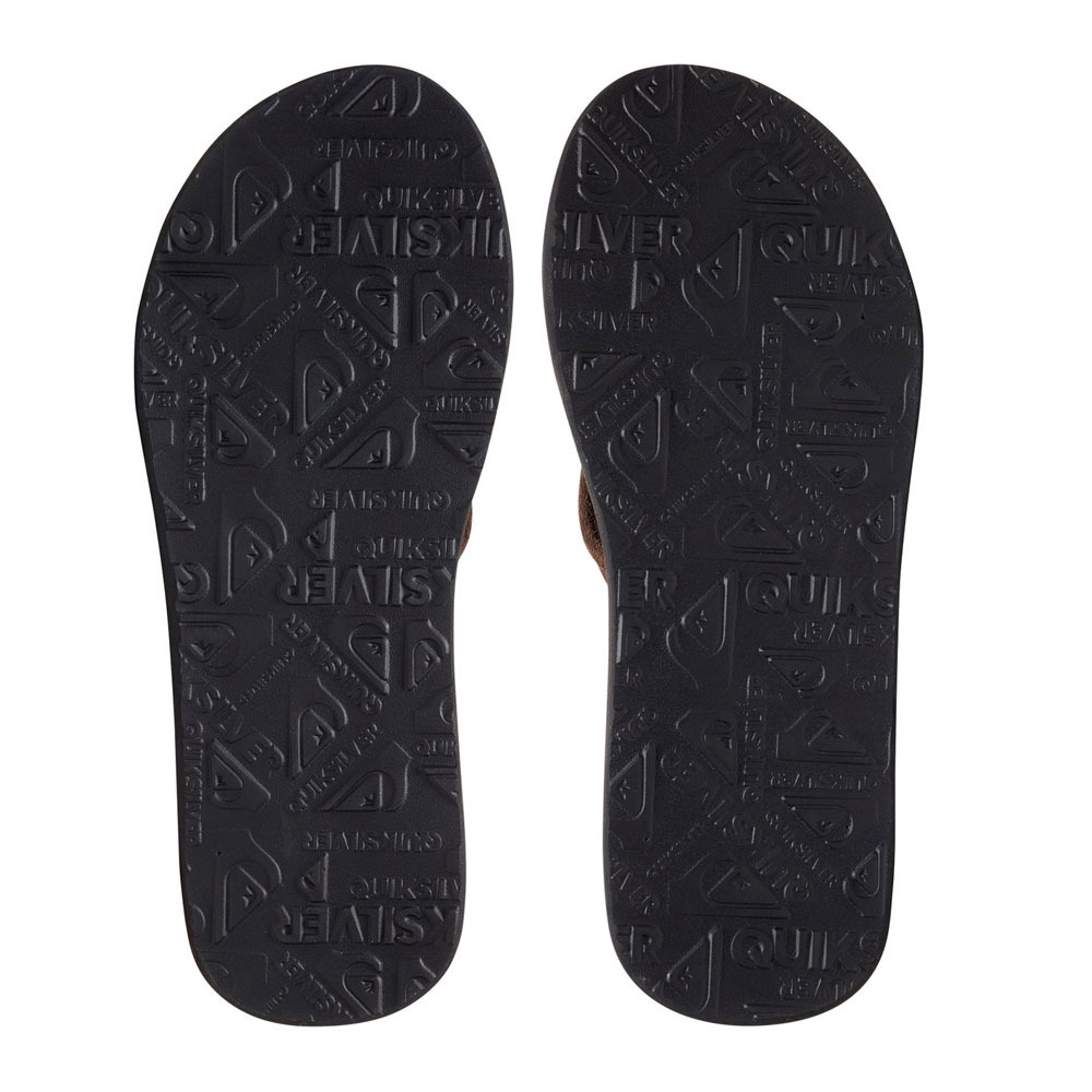 Tongs Homme Quiksilver Carver Suede