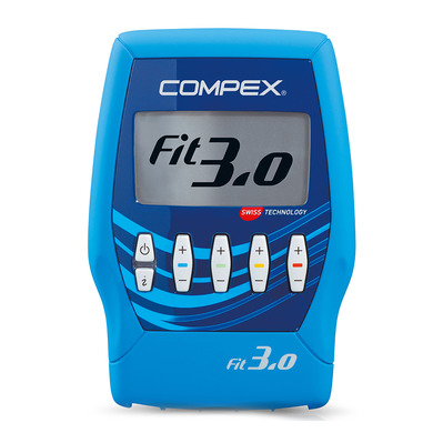 COMPEX - FIT 3.0 - Electrostimulator - blue