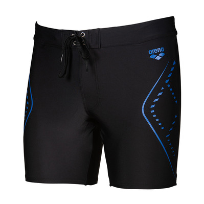 ARENA - CROSSHATCHING - Jammer Uomo black/royal